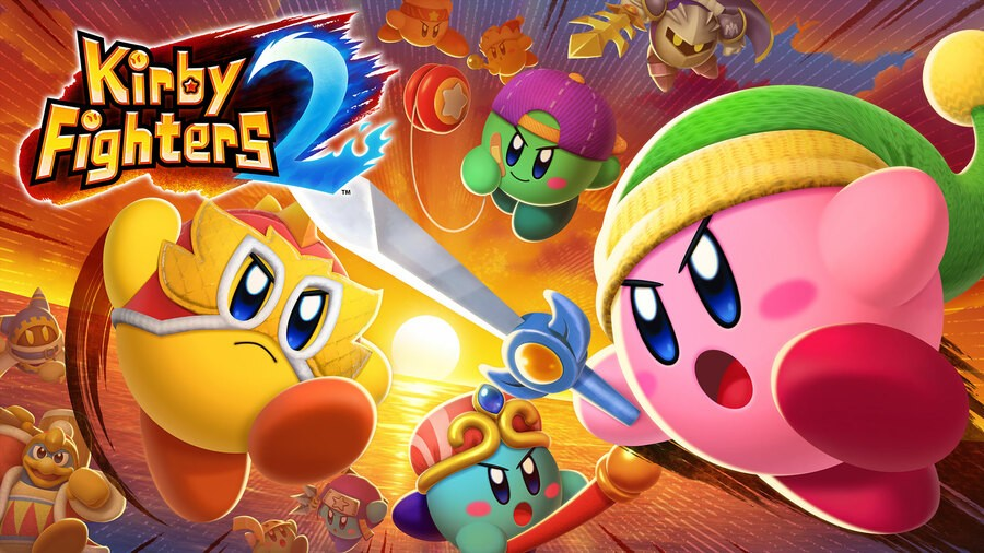 Switch KirbyFighters2 Hero