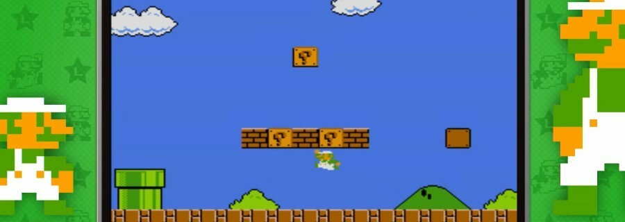 Super Luigi Bros. via NES Remix 2 (Wii U)