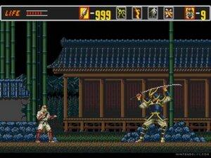 More awesome ninja action!