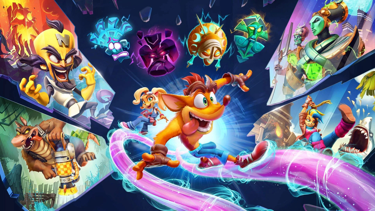 Crash Bandicoot Celebrates 25 Years With A Special Anniversary Bundle