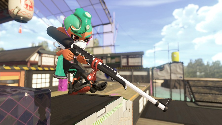 Gallery  Check Out The Splatoon 2 Ver 4 Update