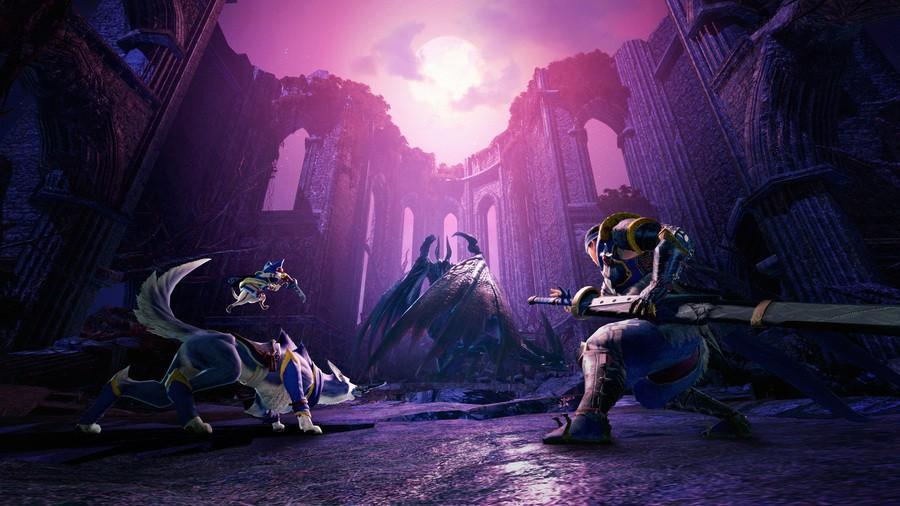 Monster Hunter Rise: Sunbreak - 2022 Yazında geliyor