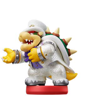 Bowser Wedding Outfit amiibo