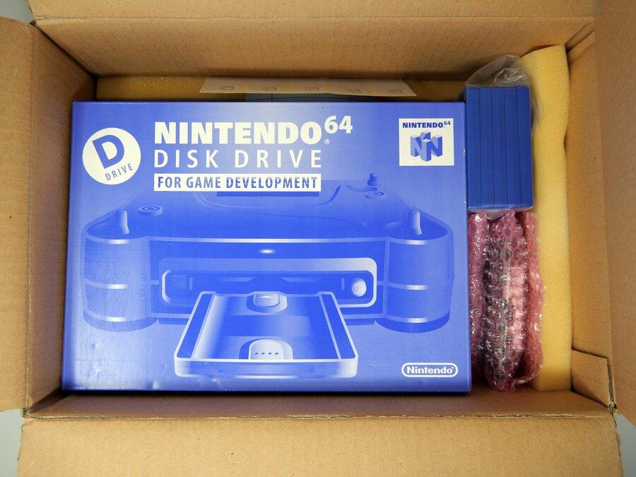 64DD Kit