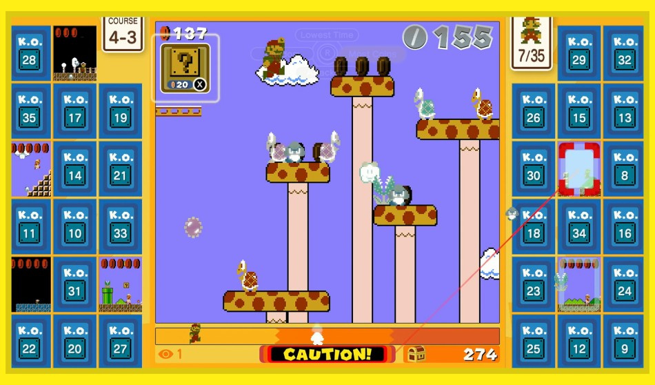 This Week's Super Mario Bros. 35 Event Serves Up A Course-Limited Special Battle