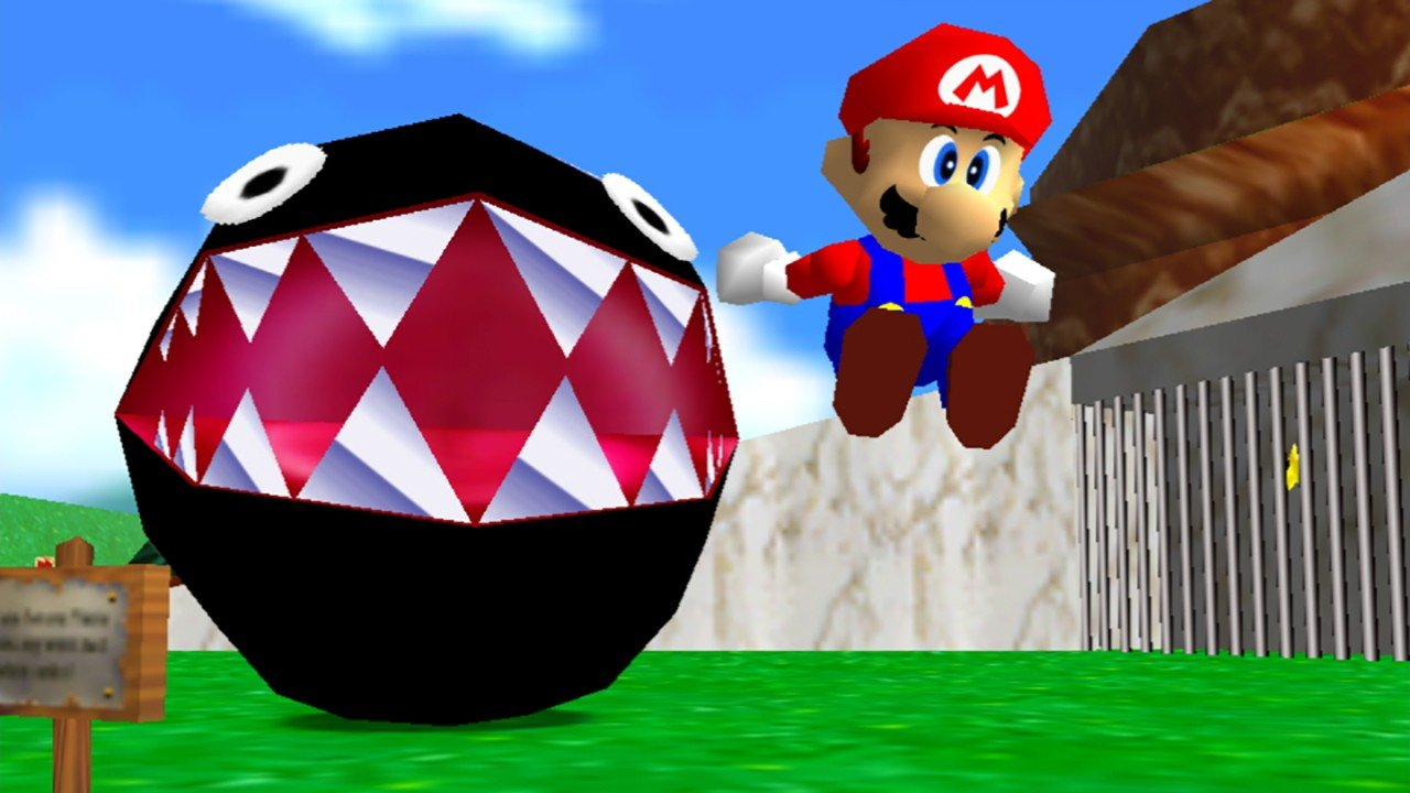 Video: Digital Foundry's Technical Analysis Of Super Mario 3D All-Stars thumbnail