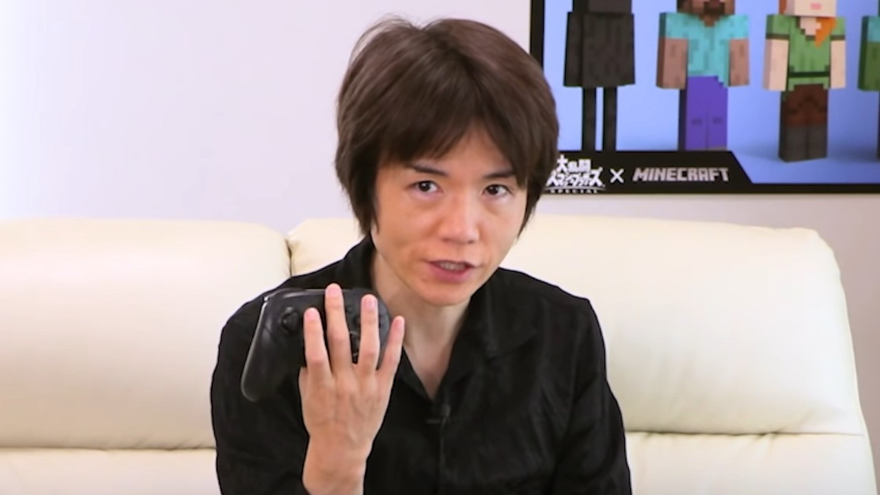 """Random: Sakurai Didn't Appreciate The """"Rough"""" Comments During TGS, So He Decided To Turn Them Off"""