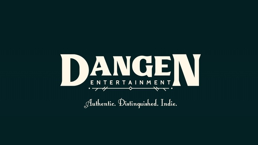 Dangen Entertainment Logo