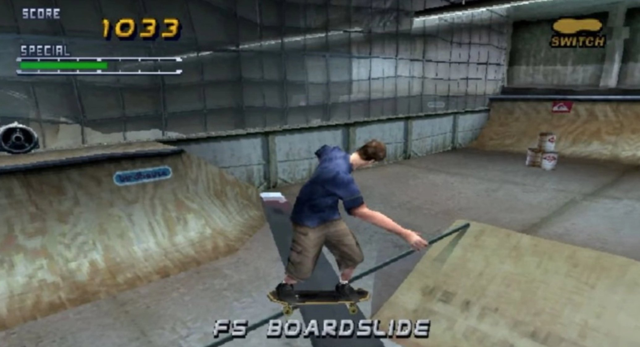 Here's your first look at the Tony Hawk Pro Skater Remaster