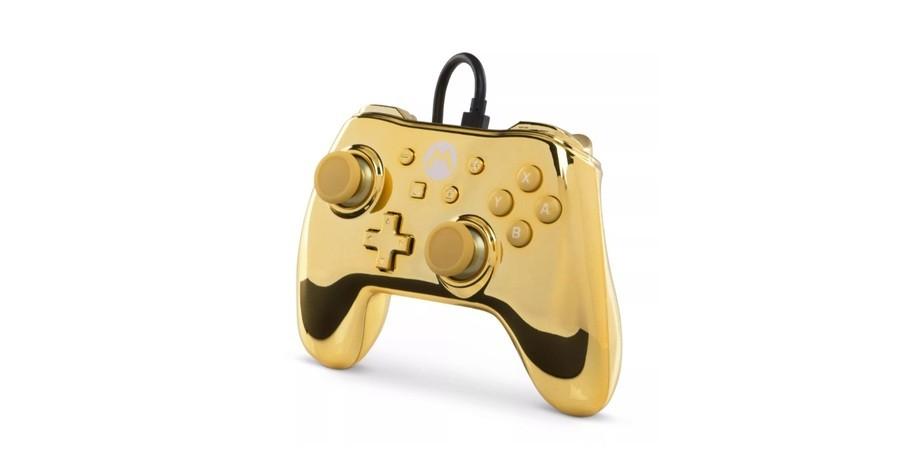 Gold Mario Controller 1