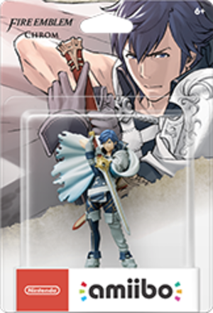 Chrom amiibo Pack