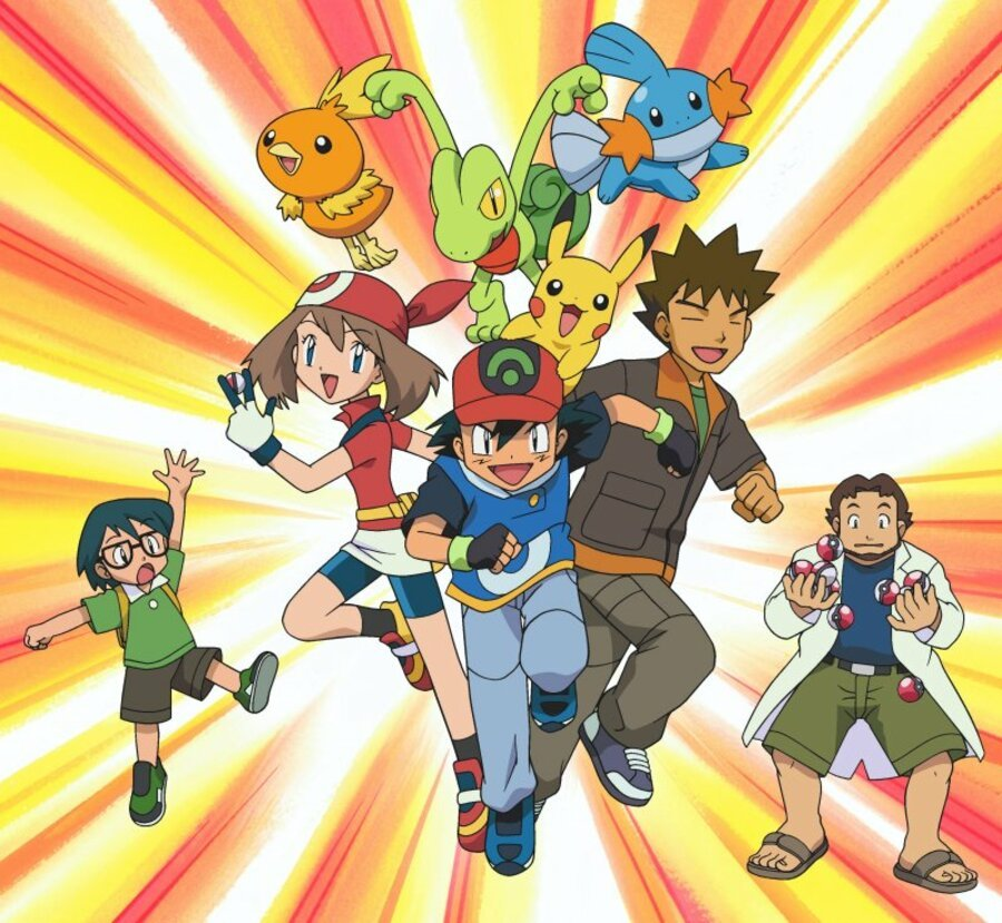 A Pokémon Retrospective: Generation 3 - 2002 To 2006