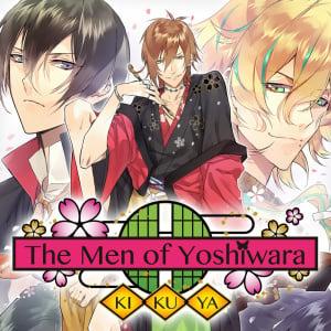 The Men of Yoshiwara: Kikuya