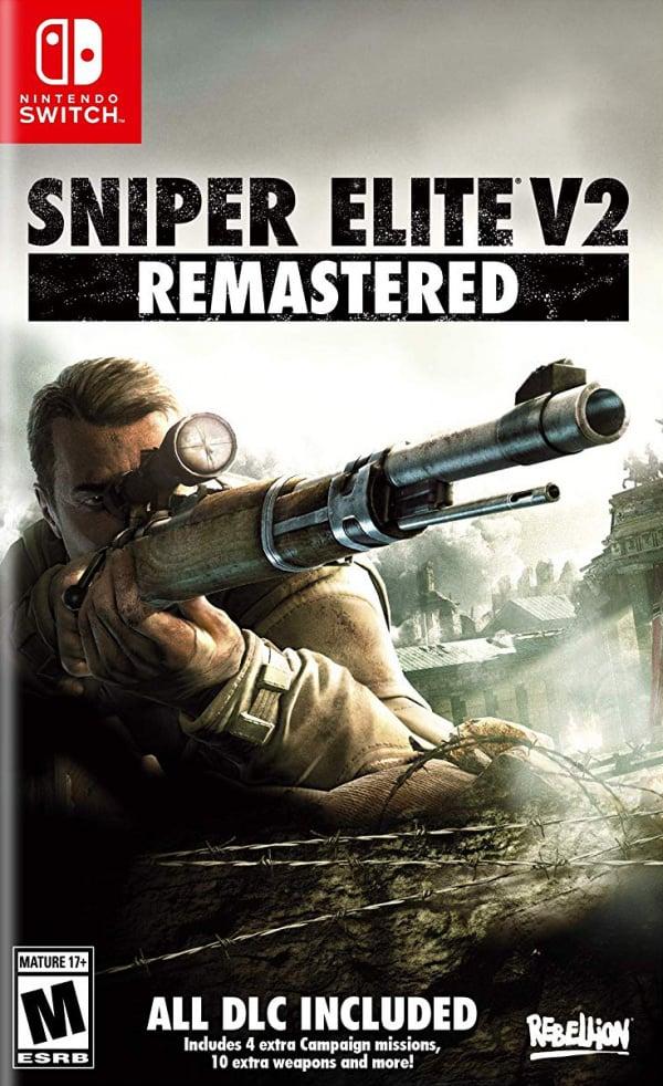 Resultado de imagem para Sniper Elite V2 Remastered switch