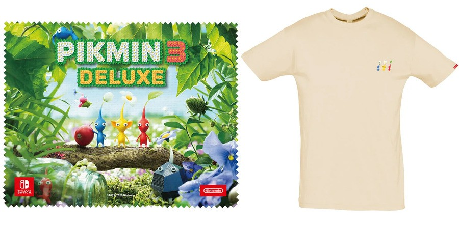 Reserva el JUEGO exclusivo de Pikmin 3 Deluxe