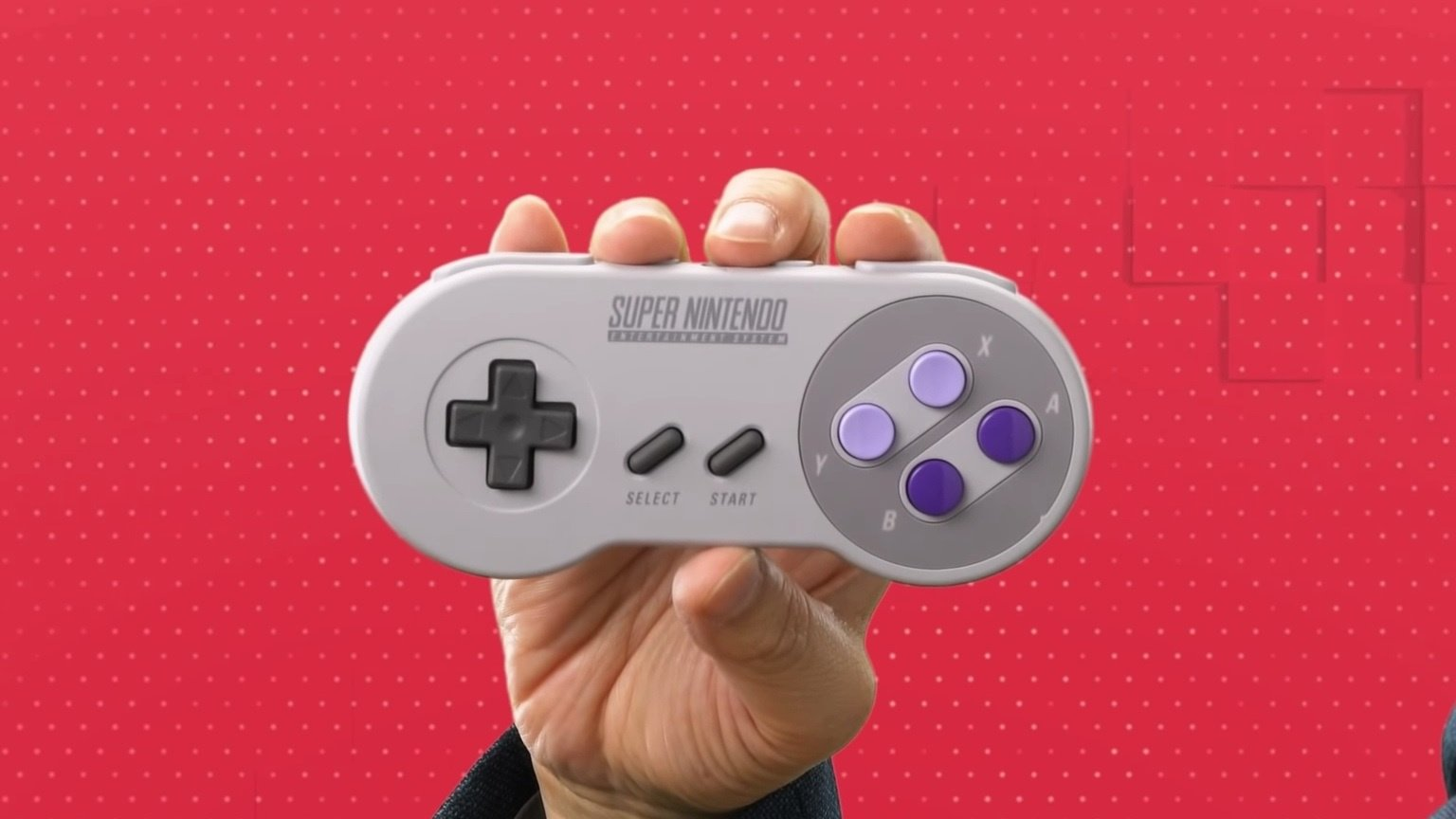 Reminder: Wireless SNES Controllers For Switch Online Can Now Be Purchased (North America)