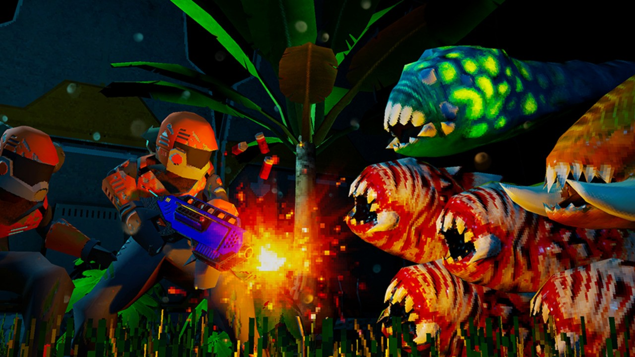 Review: WRITHE - An N64-Style Budget Blaster That Needs More Work