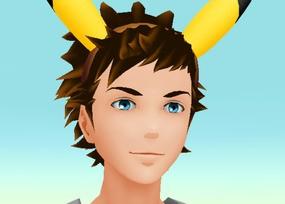 Pikachu Fan Headband