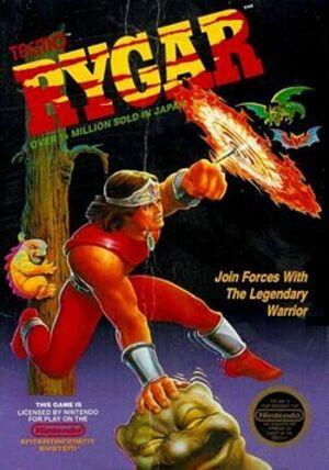 Rygar on the NES