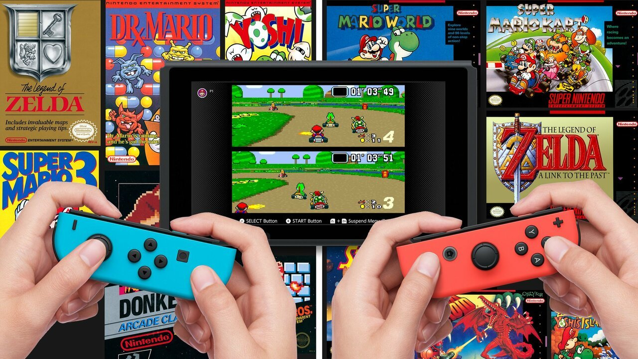 SNES Games Headed To Switch Online, 20 Titles Release Today