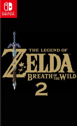 The Legend of Zelda: Breath of the Wild 2 (Tentative Title)