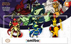 Plague Knight amiibo Pack