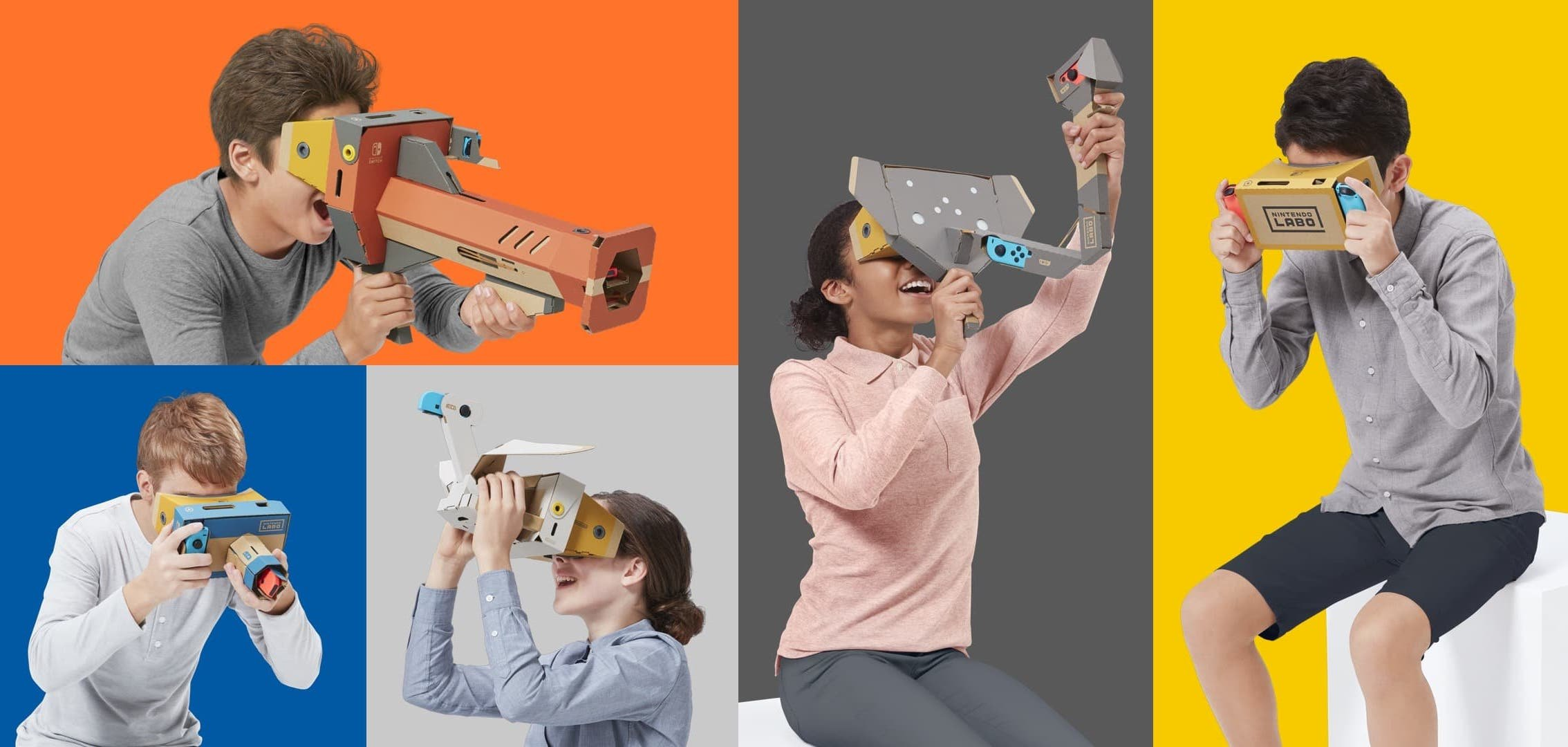 Talking Point: Labo VR Is The Best Worst Idea Nintendo Has Had In