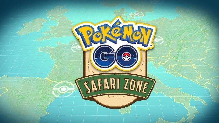 Pokemon Go Safari Zone 2020
