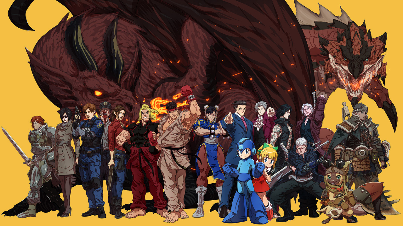 Capcom Shares Strict Video Guidelines For Content Creators