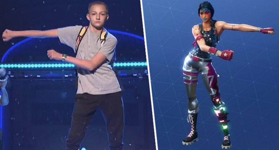 flossdance img - fortnite tornado kid