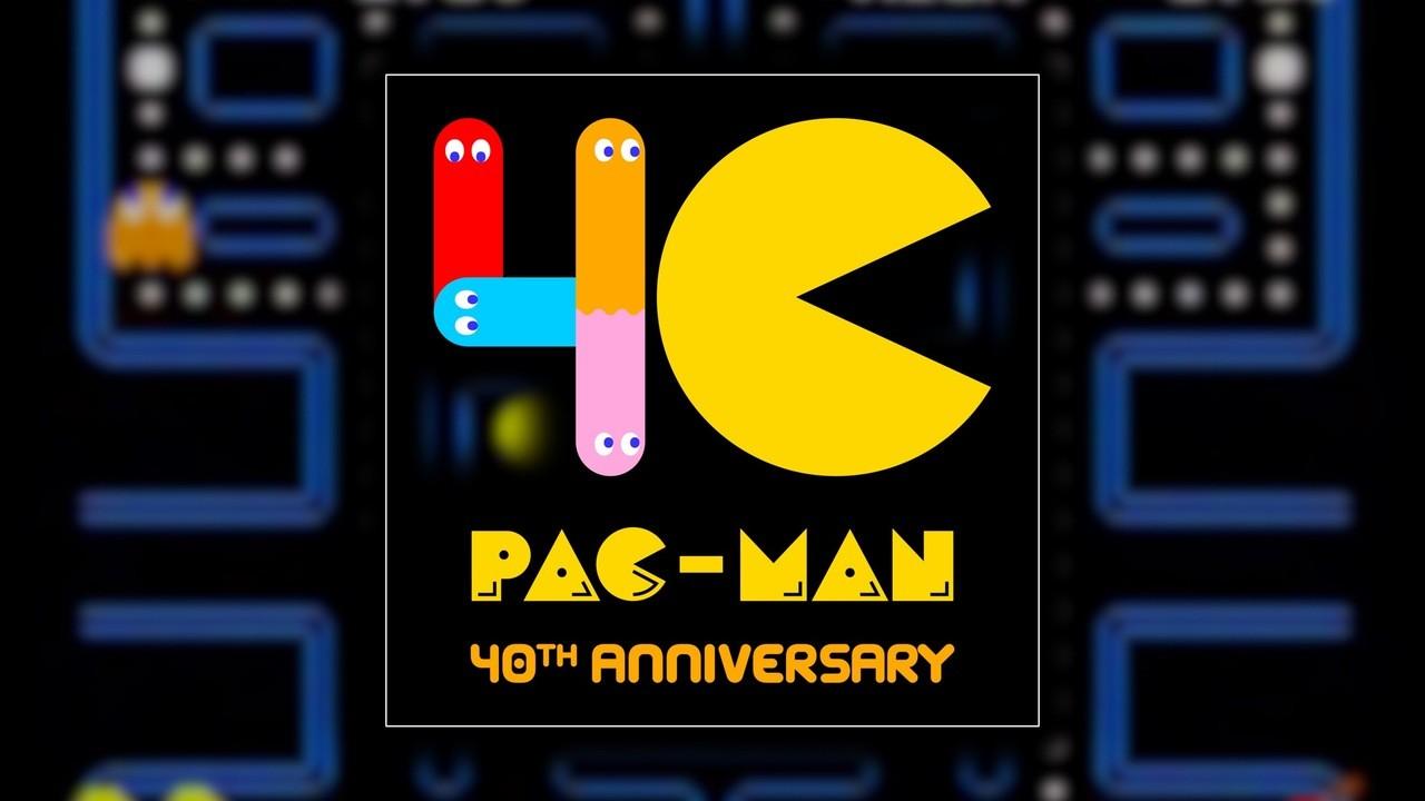 Anniversary pacman 30th