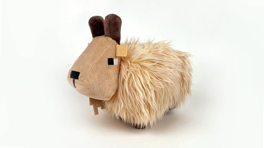 CCGift Guide Plushie Goat