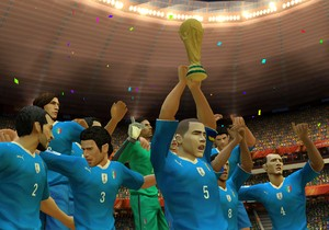 Hoist that trophy high, lads