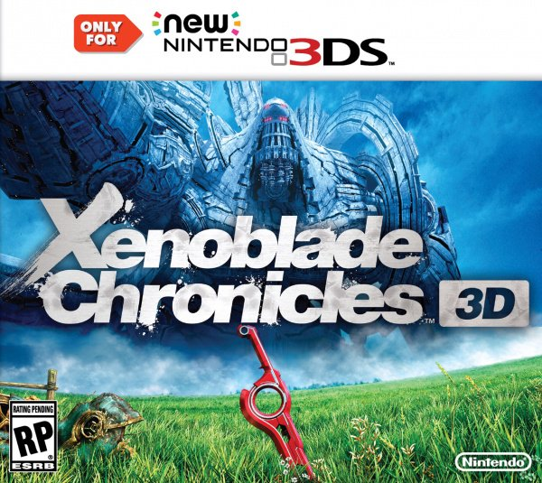 5a0b2c3420 Xenoblade Chronicles 3D (New 3DS   New Nintendo 3DS) News