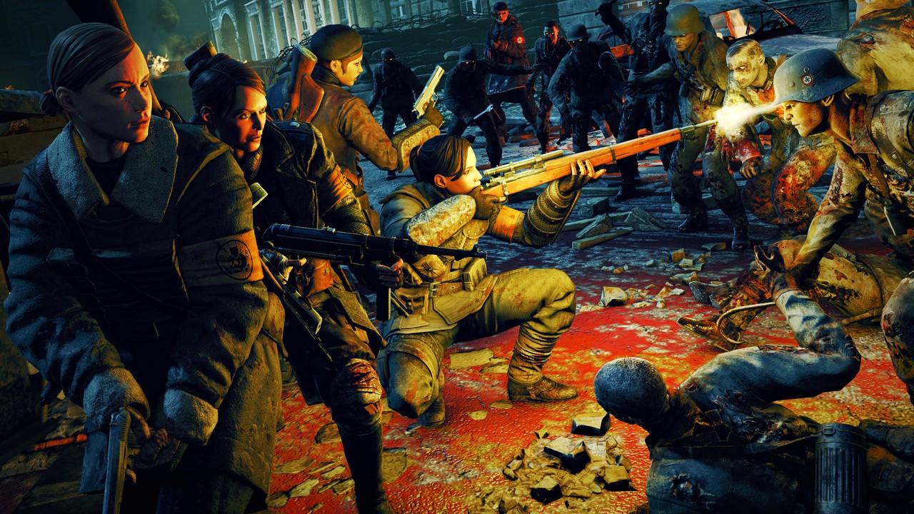 Video: Rebellion ofrece hasta siete razones por las que deberías obtener la trilogía de Zombie Army en Switch 45