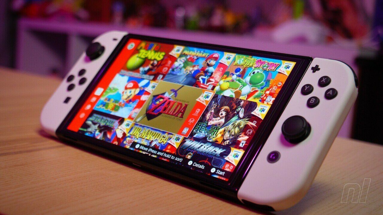 Nintendo Switch System Update 13.1.0 Is Now Live - Adds The Switch Online Expansion Pack - Nintendo Life