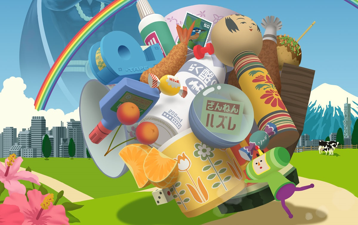 Katamari Damacy Reroll Announced For Nintendo Switch, Releases Winter 2018