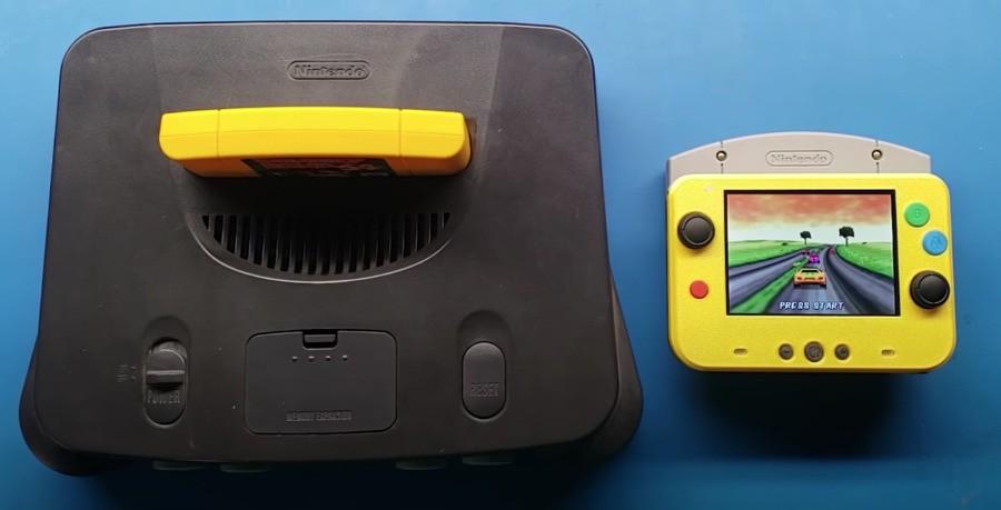 Tiny N64