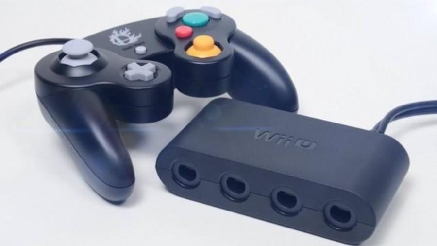 Gamecube Controller & Adapter