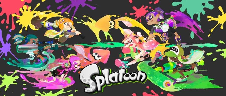 Splatoon Art