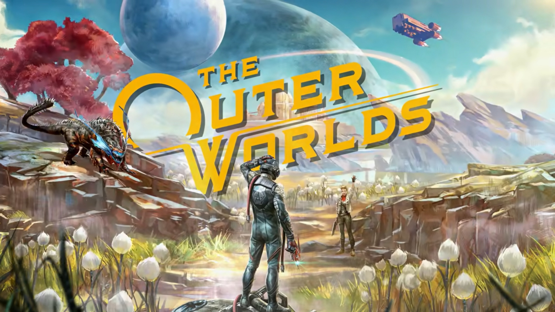 The Outer Worlds For Nintendo Switch Gets Smaller Release Date Window