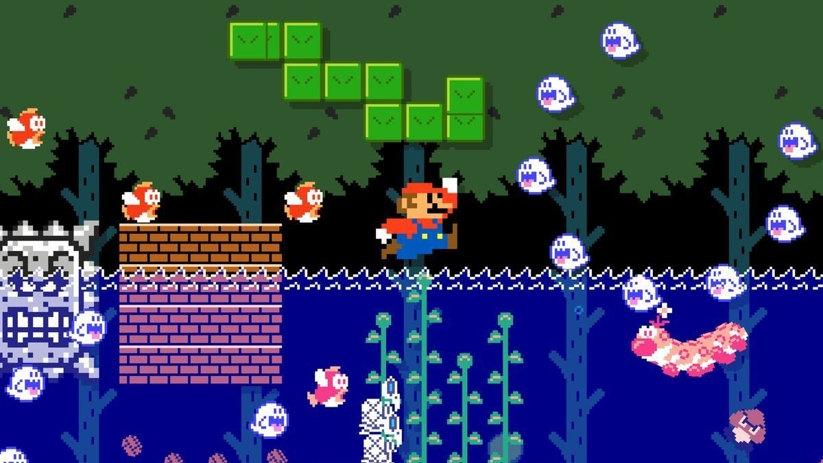 This Super Mario Maker 2 Player Has Already Created A Full 32-Course ...