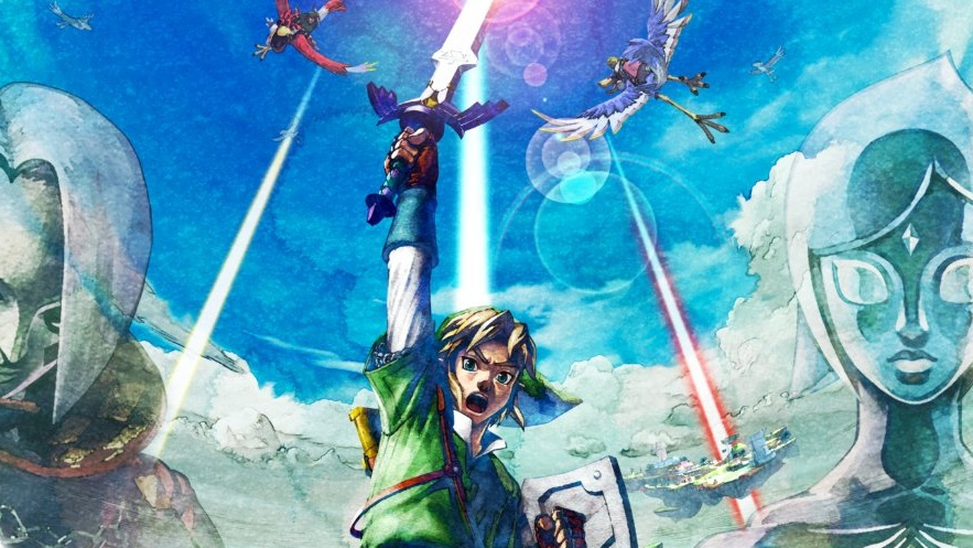 Nintendo Gives Us A Look At The Switch Box Art For Zelda: Skyward Sword HD