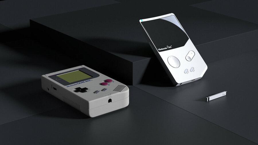 Game Boy Flex