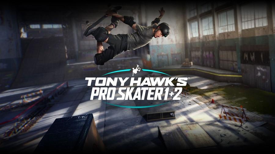 Tony Hawks Pro Skater 1 2