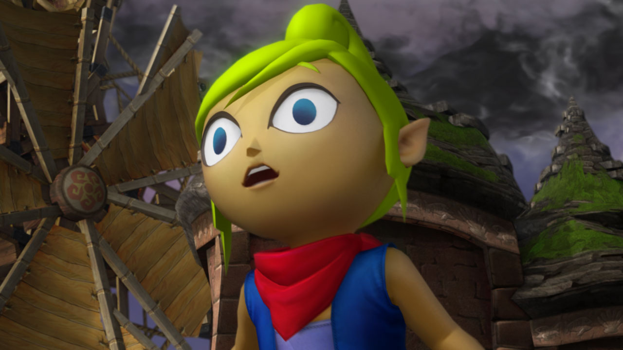Free Rupees And Fairy Food On Offer To Celebrate Hyrule Warriors Legends Dlc Launch Nintendo Life