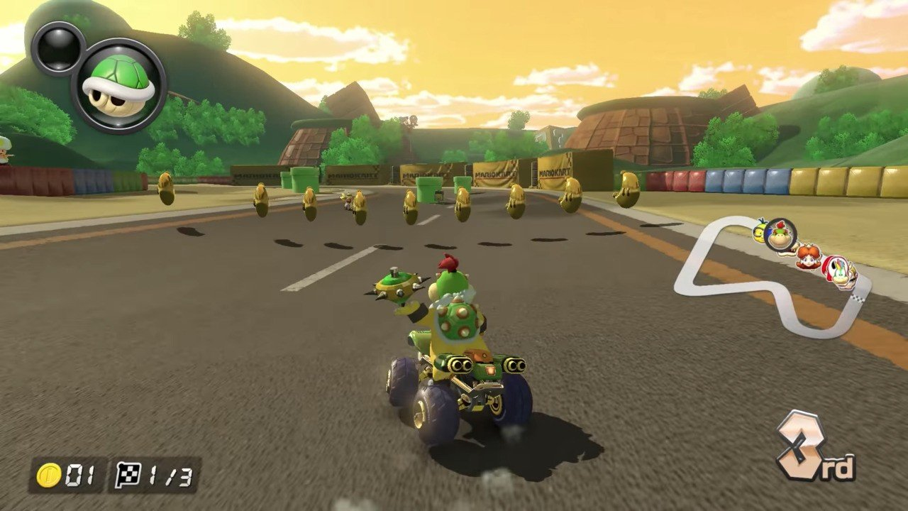 These Custom Mario Kart 8 Deluxe Tracks Have Us Dreaming Of