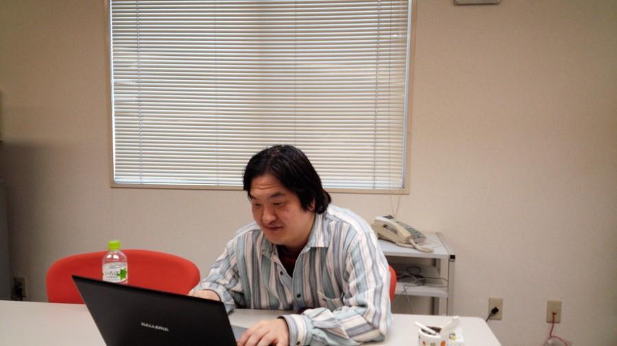 Tom Create's Noriyoshi Takagi