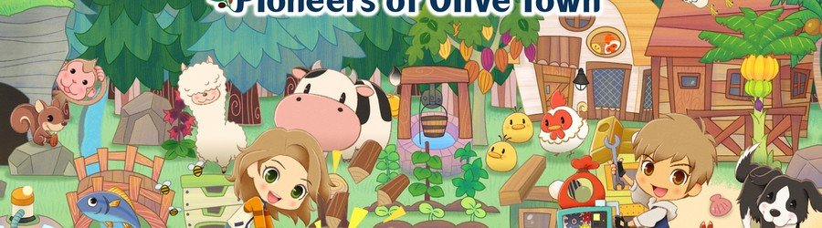 STORY OF SEASONS: Pioneers of Olive Town (Switch)