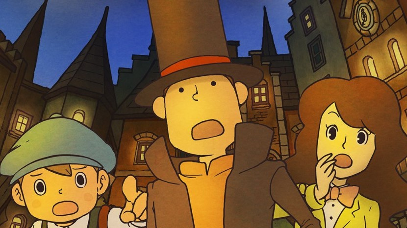 Feature: The Best Professor Layton Games